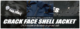CrackFace Shell JKT