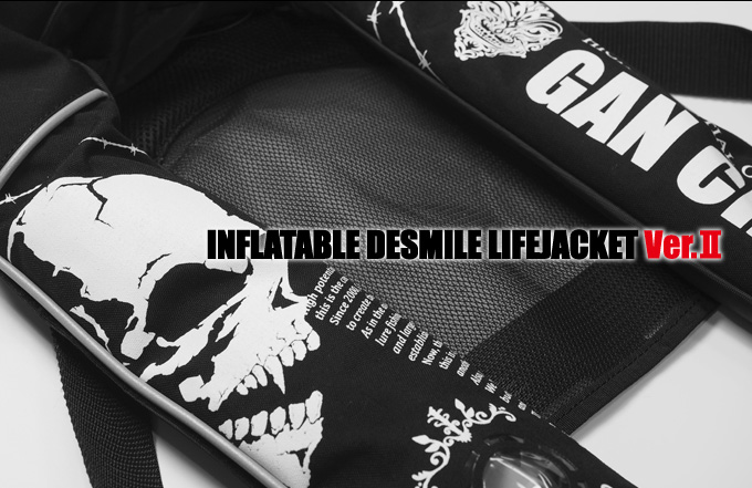 INFLATABLE DESMILE LIFEJACKET